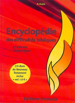 Encyclopédie des difficultés bibliques 8 - Apocalypse (L')