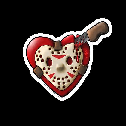 HORROR HEARTS - Jason