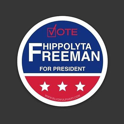 FREEMAN FOR PRESIDENT