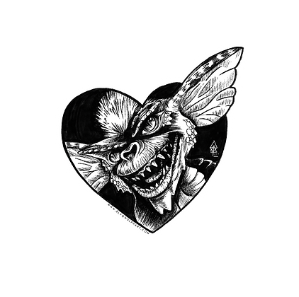 HORROR HEARTS - The Gremlins
