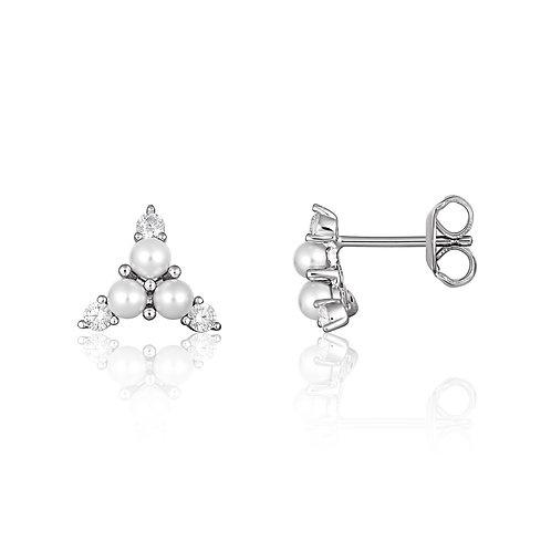 Georgini - Heirloom Precious Earrings Silver