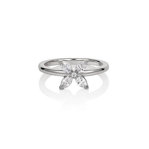 Georgini - Heirloom Favoured Ring Silver