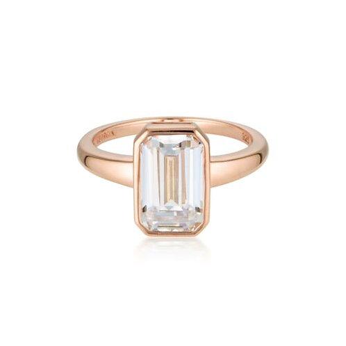 Georgini - Luxe Sontuosa Rose Gold Ring