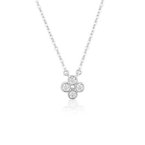 Georgini - Stellar Lights Silver Twinkle Pendant