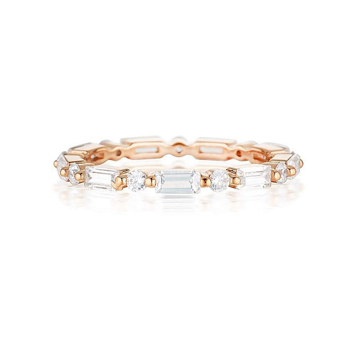 Georgini - Irina Rose Gold Ring