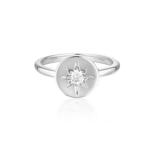 Georgini - Stellar Lights Silver Ring