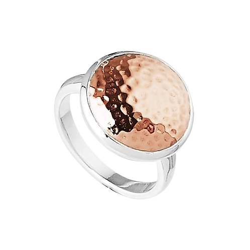 NAJO - Grand Rosy Glow Ring
