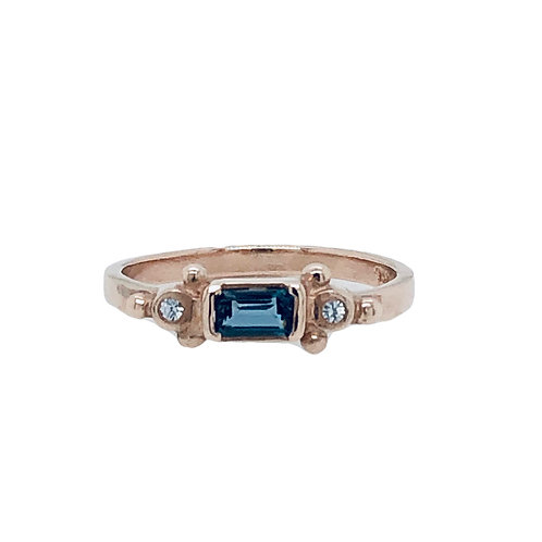 SAGE - London Blue Topaz