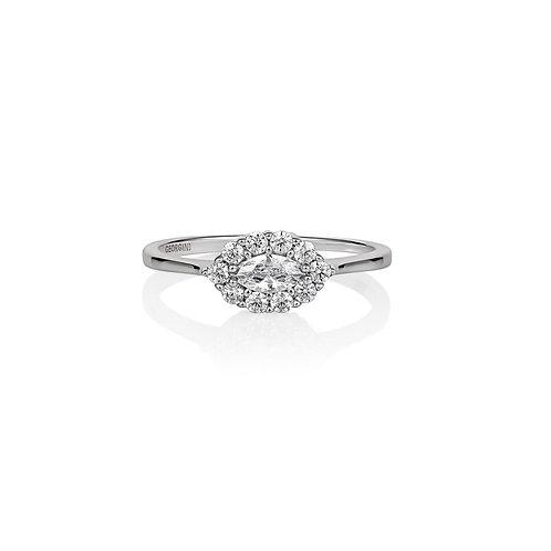 Georgini - Heirloom Evermore Ring Silver