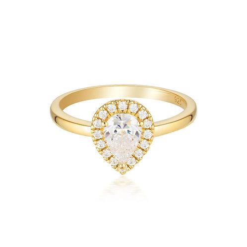 Georgini - Luxe Spendore Gold Ring