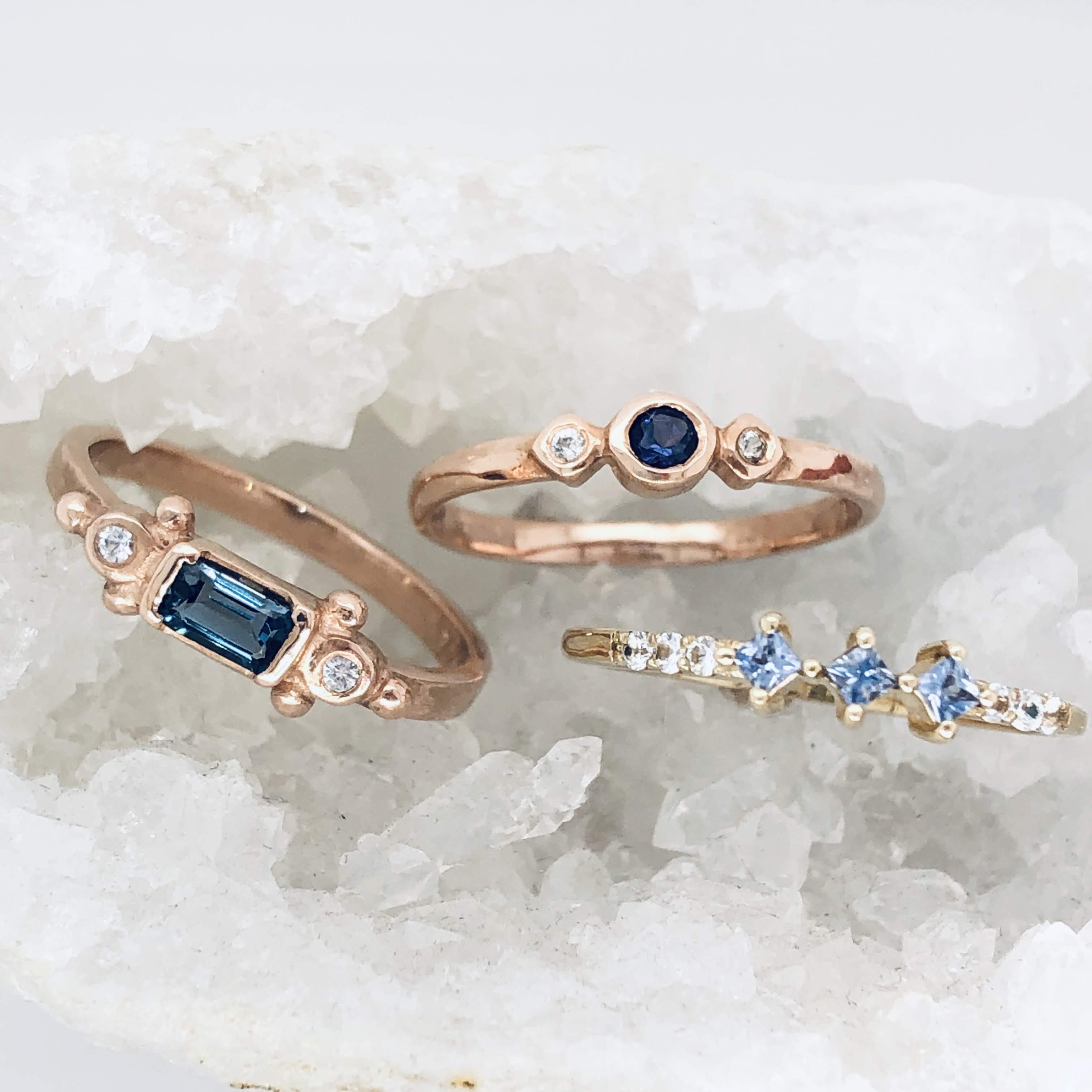 Thumbnail: CHARLOTTE - Ceylon Sapphire