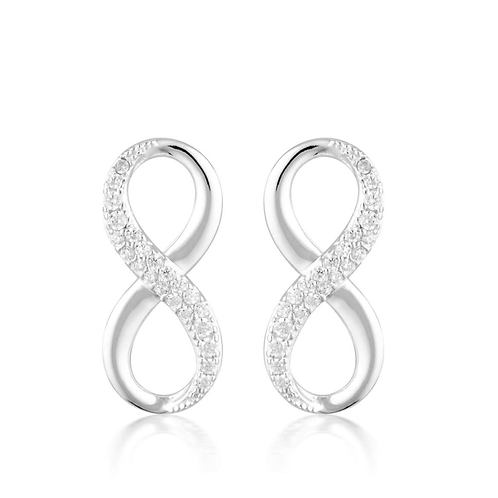 Georgini - Forever Infinity Silver Studs