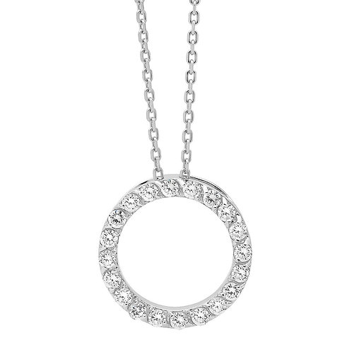 Georgini - Small Circle Pendant