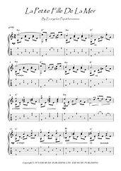 La Petite Fille De La Mer by Vangelis guitar fingerstyle