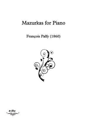 Masterpieces for solo piano 19th century Mazurkas music score doanload
