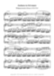 Andante In Sol Major Easy Piano Sheet Music Mozart
