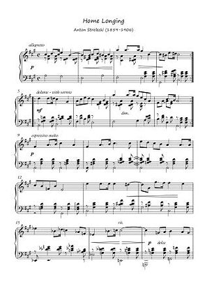 Piano sheet music downloads in pdf