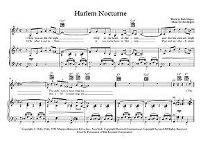Harlem Nocturne Rogers