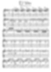 El Vito Guitar duet sheet music download Traditional