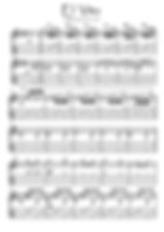 El Vito Guitar duet sheet music download Traditional
