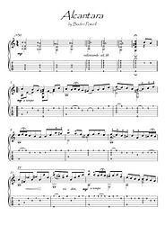 Alcantara by Baden Powel guitar fingerstyle
