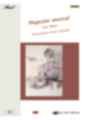 Magazine Musical Selected Piano Works Sheet Music Pdf Schmoll