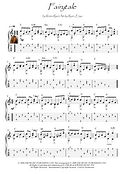 Fairytale by ENYA guitar fingerstyle solo