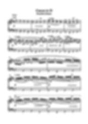Canon In D Piano Solo Sheet Music Pdf Mp3 Pachelbel