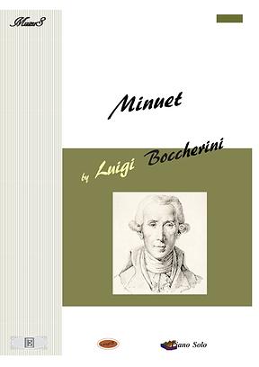 Minuet Piano Solo Sheet Music Pdf Mp3 Boccherini