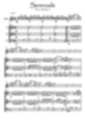 Serenade Schubert guitar play along