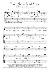 The Sweetheart Tree guitar fingerstyle score download
