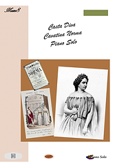 Casta Diva Opera Piano Solo Sheet Music Pdf Mp3 Bellini