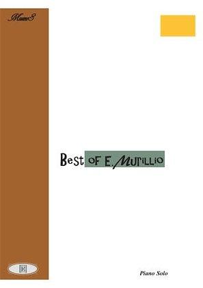 Masterpieces for solo piano Best of E.Murillo