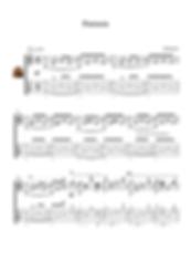 Fantasia Guitar Solo Sheet Music Ivanov