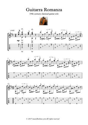 Classical Guitar Hits - Guitarra Romanza