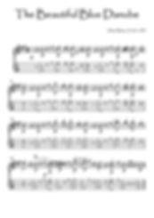 The Beautiful Blue Danube guitar solo score download Strauss II