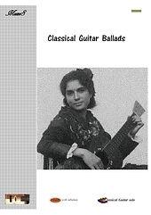 Classical Guitar Ballads Guitar Solo Sheet Music Ferrer