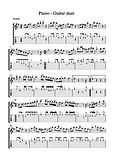 Guitar Piano Duets Sheet Music Pdf Mp3 Download by Carulli