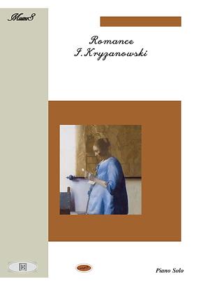 Romance Piano Solo Sheet Music Pdf Mp3 Kryzanowski