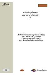 Masterpieces For Solo Piano 6 Pdf Mp3 Martorelli Brull