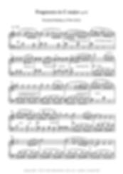 Fragments In C Major Easy Piano Sheet Music Kulhau