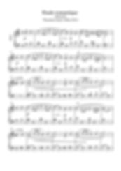 Etude Romantique Piano Solo Sheet Music Pdf Mp3 Lack