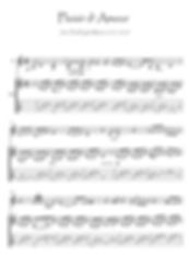 Plaisir d'Amour Violin Guitar duet music score download Martini