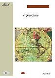 Four Questions Latin Piano Solo Sheet Music Pdf Mp3 Pino