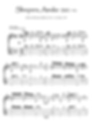 Bach for Guitar Sleepers Awake guitar score download