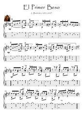 El Primer Beso guitar fingerstyle by Bodecker