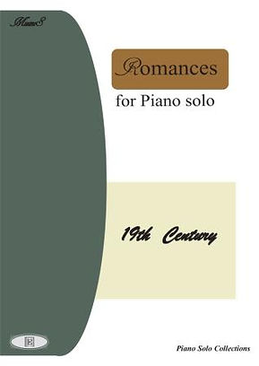 Pcc 05001 Romances Solo Piano Anonymous