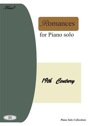 Romances for piano solo music score download