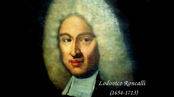 Baroque suite II by Ludovico Roncalli