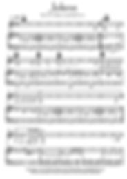Jolene Piano music score download